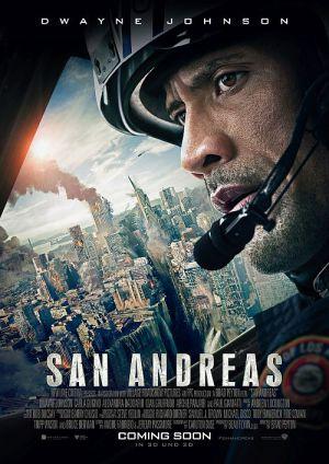 San Andreas 3D (Kino) 2015