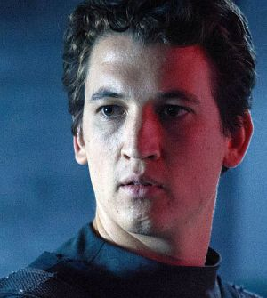 "Miles Teller in ""Fantastic Four 3D"""