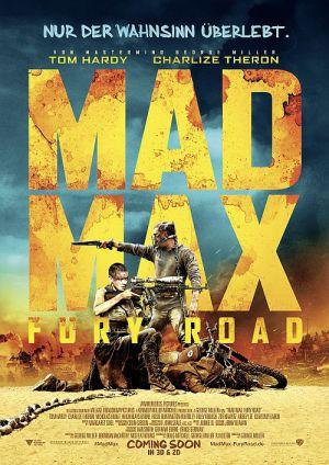 Mad Max: Fury Road 3D (Kino) 2015