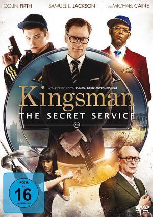 Kingsman: The Secret Service (DVD) 2014