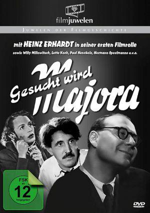 Heinz Erhardt: Gesucht wird Majora (DVD) 1949