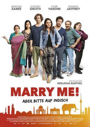 Marry Me! Aber bitte auf indisch