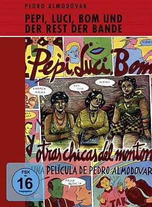 Pepi, Luci, Bom und der Rest der Bande (DVD) 1980