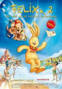 Felix 2 - Der Hase und die verflixte Zeitmaschine (Kino)