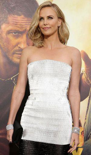 """Charlize Theron auf der Premiere von """"Mad Max: Fury Road 3D"""" in  Los Angeles"""