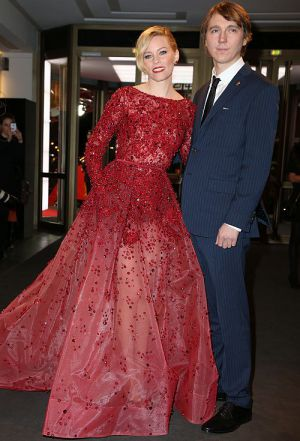 "Elegant: Paul Dano und Kollegin Elizabeth Banks (""Love & Mercy"")"