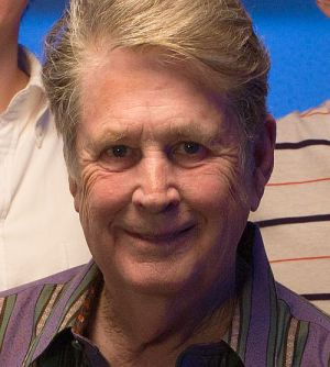 "Brian Wilson am Set von ""Love & Mercy"""