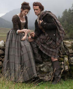 Outlander Staffel 1 (Szene) 2014