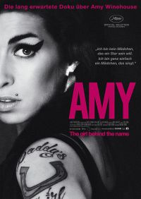 Amy Winehouse, Amy (Kino) 2015