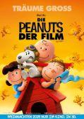 Die Peanuts - Der Film 3D (Kinoplakat)