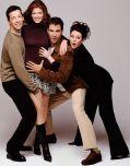 Will & Grace (Bild aus der vierten Staffel)
