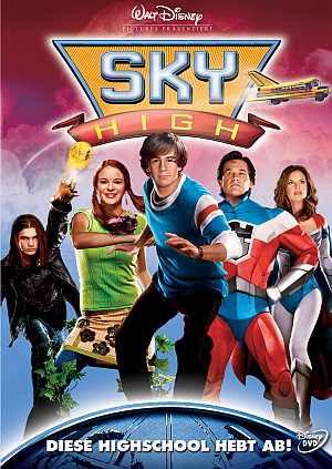 Sky High - Jetzt hebt die Schule ab!