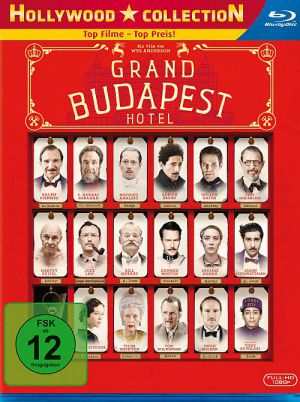 Grand Budapest Hotel - Hollywood Collection