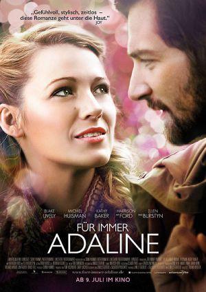 Für immer Adaline (Kino) 2015
