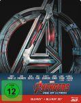 Marvel's Avengers: Age of Ultron 3D + 2D Steelbook