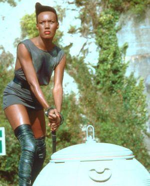 James Bond 007 - Im Angesicht des Todes (Szene) 1985