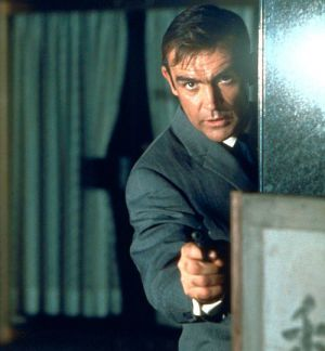 Sean Connery, James Bond 007: Man lebt nur zweimal, You Only Live Twice (Szene) 1966