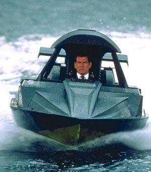 James Bond 007 - Die Welt ist nicht genug (The World is Not Enough, 1999)