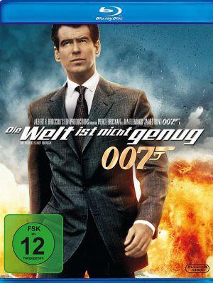 James Bond 007 - Die Welt ist nicht genug, The World is Not Enough (BD) 1999