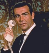 "Sean Connery in ""James Bond 007: Liebesgrüße aus Moskau"" (From Russia with Love, 1964)"