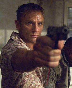 Daniel Craig, James Bond 007: Casino Royale (Szene) 2006