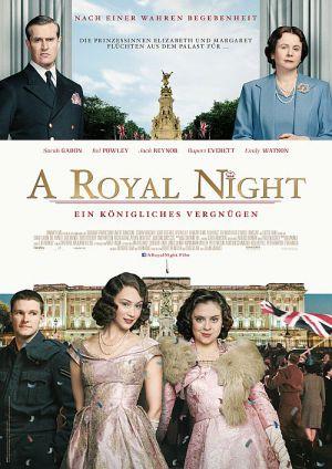 A Royal Night - Ein königliches Vergnügen (A Royal Night Out, 2015)