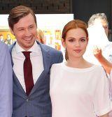 David Kross & Emilia Schüle beim Filmfest München 2015