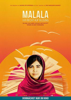 Malala - Ihr Recht auf Bildung (He Named Me Malala, 2015)