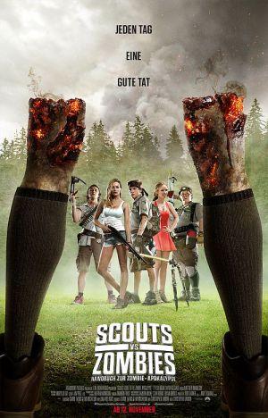 Scouts vs Zombies - Handbuch zur Zombie- Apokalypse (Kino) 2015