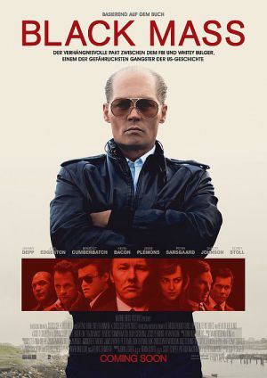 Black Mass - Der Pate von Boston (Kino) 2015