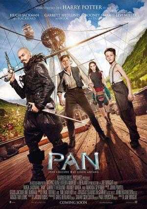 Pan 3D (Kino) 2015