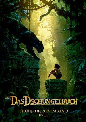 The Jungle Book 3D (Kino) 2016