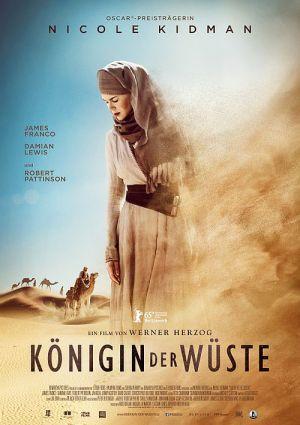 Nicole Kidman, Königin der Wüste (Kino) 2015
