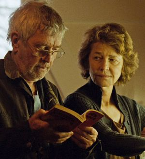 "Charlotte Rampling und Tom Courtenay in ""45 Years"""