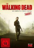The Walking Dead - Die komplette fünfte Staffel - Uncut