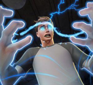 Max Steel Vol. 2 - Wer ist Max Steel? (Szene) 2013