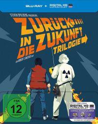 Zurück in die Zukunft 1-3 - 30th Anniversary Trilogy (Steelbook) (BD-Box) 2015