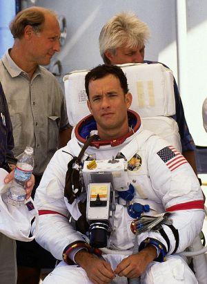 "Tom Hanks fliegt mit ""Apollo 13"""