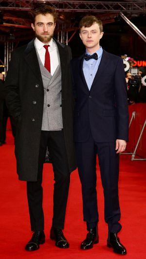 """Robert Pattinson und Dane DeHaan bei der """"Life""""-Premiere auf der Berlinale 2015"""