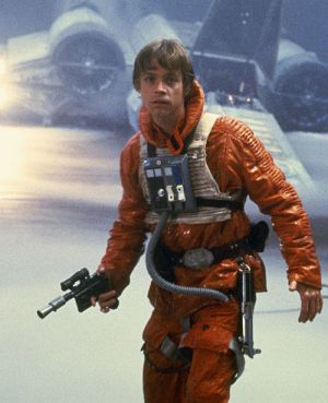 Mark Hamill, Krieg der Sterne - Das Imperium schlägt zurück; Krieg der Sterne, Star Wars Episode 5 - Das Imperium schlägt zurück (Szene) 1980