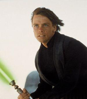 """Mark Hamill in """"Star Wars Episode VI - Die Rückkehr der Jedi Ritter"""""""