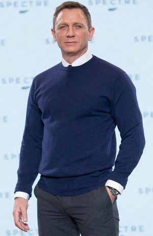 """Daniel Craig auf der Pressekonferenz zu """"James Bond 007: Spectre"""""""