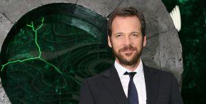 """Peter Sarsgaard auf der Premiere von """"Green Lantern 3D"""" in Berlin"""