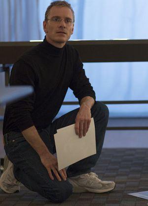 Apple-Gründer Steve Jobs (Michael Fassbender)