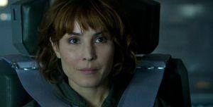 "Noomi Rapace in ""Prometheus - Dunkle Zeichen"""