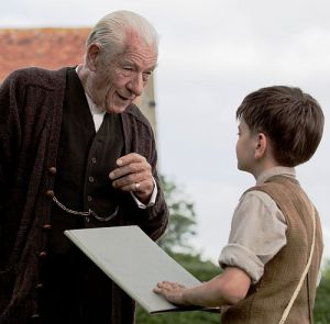 Ian McKellen, Mr. Holmes (querG) 2015