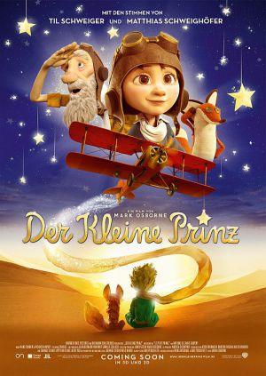 Der kleine Prinz, The little Prince (Kino) 2015