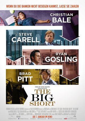 The Big Short (Kino) 2016