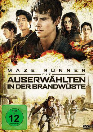 Maze Runner - Die Auserwählten in der Brandwüste (DVD) 2015