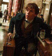 Eddie Redmayne in